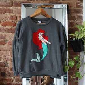 Disney Little Mermaid Sweatshirt